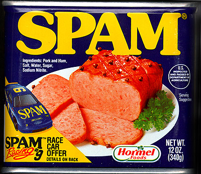 Spam from Hormel